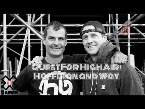 Big Air Roundtable: The Quest For High Air | World of X Games