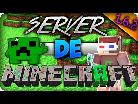 Server De Minecraft 1.6.2 Sin hamachi No premium [Ya Lo Serraron Disculpen:D]