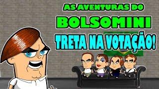 AS AVENTURAS DO BOLSOMINI EP 5 - TRETA NA VOTAÇÃO! (com Agustinzinho Fernandez)