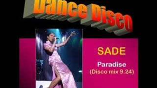 SADE: Paradise (Disco re-edit)
