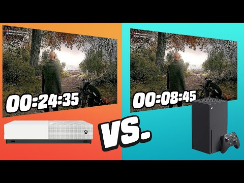 Hitman 3 Loading Times Comparison: Xbox One S, Xbox Series X|S, PS4 & PS5