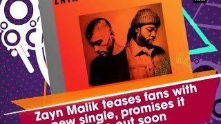 Baixar Zayn Malik teases fans with new single, promises it will be out soon - ANI #News