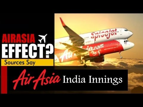 AirAsia's India Innings weigh Heavy on Other Low-Cost Airlines