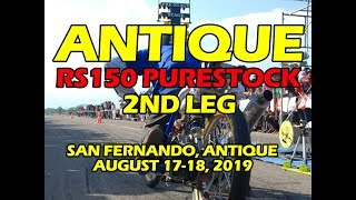 Antique Drag Race - RS150 Purestock Caterogy - ApeTech Racing Team