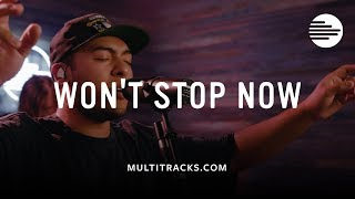 Won't Stop Now - Elevation Worship (MultiTracks.com Session)