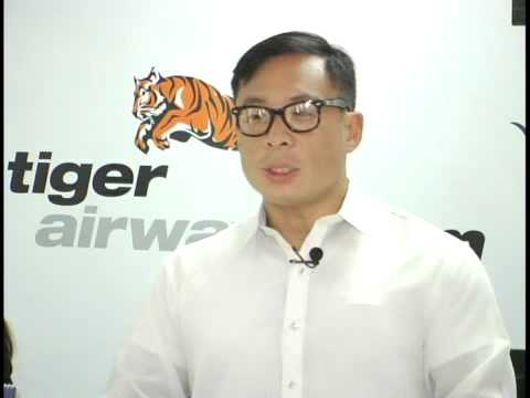 Book on www.tigerairways.com! ABSCBN Interview with Mr. Patrick Tan of SEAIR