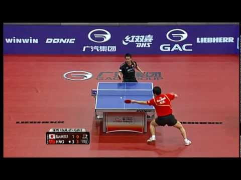 2013 Austrian Open: Taku Takakiwa - Hao Shuai (full match|short form)