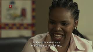Isipho The Gift S01 Ep47 The cat is out of the bag