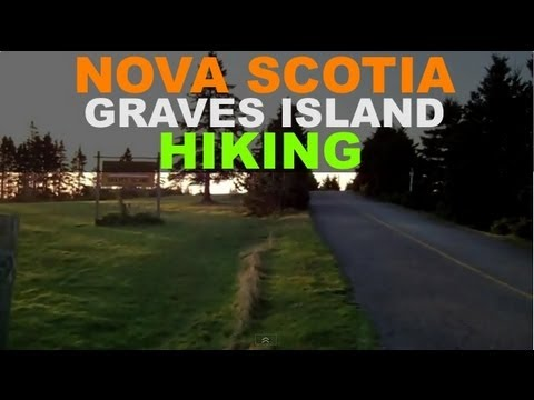 Graves Island Provincial Park - Hiking in Nova Scotia