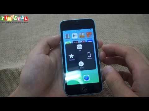 iPhone 5c style cheap android phone