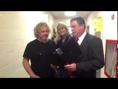 Sammy Hagar Day Lowell - October 25 2013