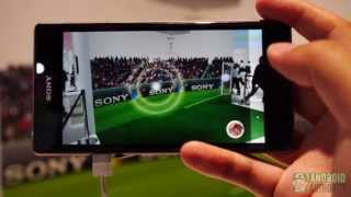 Sony Xperia Z1 Camera: Feature Focus