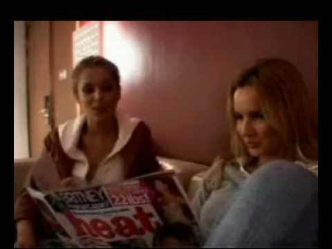 Nadine Coyle + Cheryl Cole - Off The Record Outtake