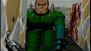 Brutal Wolfenstein: Spear of Destiny (beta) All Bosses