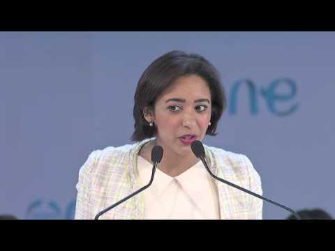 Combating extremism through journalism in Libya: Fatma Elzahra Elshhati introduced by Maajid Nawaz