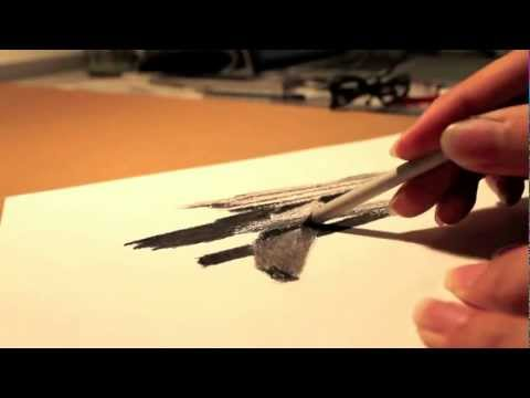 Trompe l'Oeil Drawing Tutorial by Kevin Elika