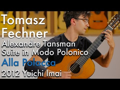 Aleksander Tansman - Suite In Modo Polonico Vii Alla Polacca