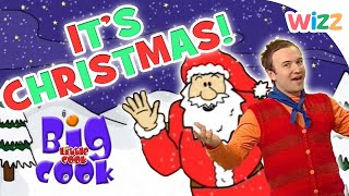 Big Cook Little Cook - It's Christmas!   Santa Claus is in Town