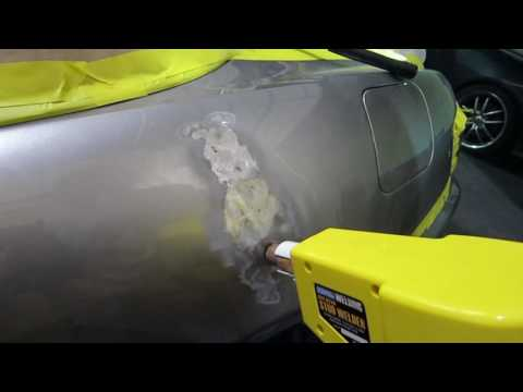 How To Pull A Dent With a Stud Welder