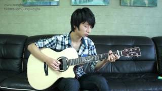 (Busker Busker) 정말로 사랑한다면 : If You Really Love Me - Sungha Jung