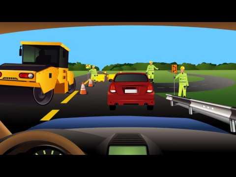 Animasjonsvideo for Roadworks - Engelsk versjon