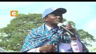 NASA  in Narok, dismiss Jubilee manifesto