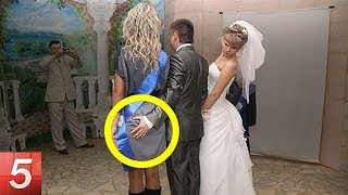 14 Wedding Photos You Won't Believe Actually Exist!