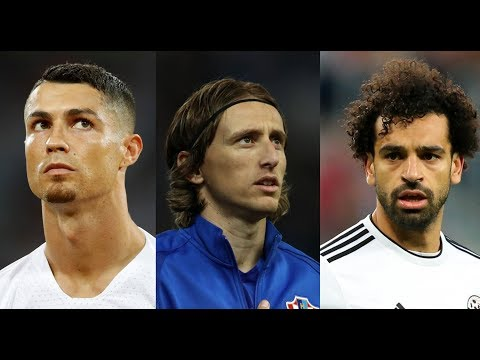 The Best FIFA Men's Player 2018 - THE FINAL 3