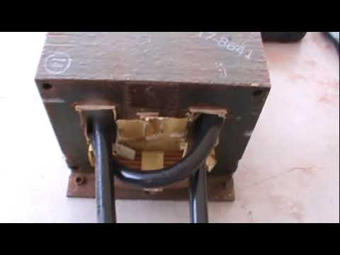 Home Made Spot Welder  Pt 1