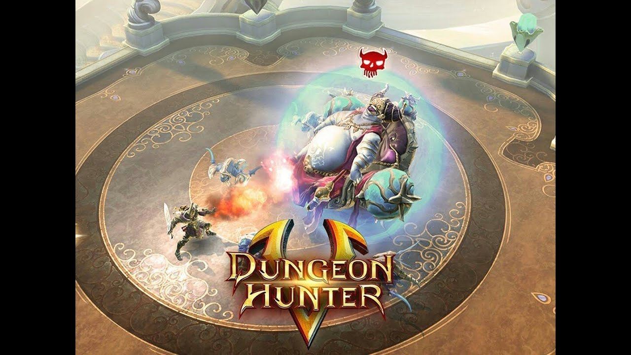 Dungeon Hunter 5 Part 1 -