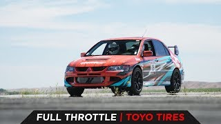FULL THROTTLE | TOYO TIRES [4K60]