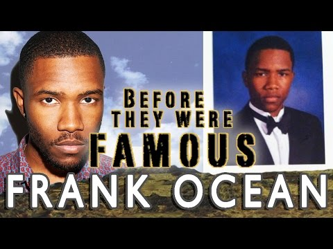 Frank Ocean - Before They Were Famous