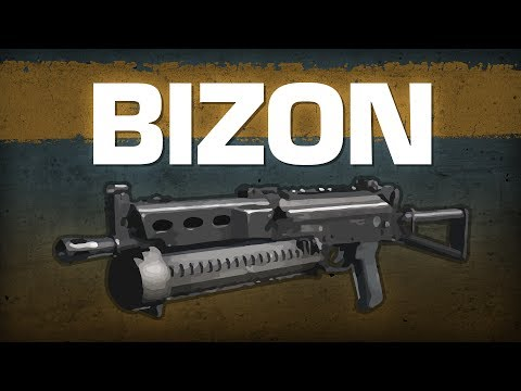 Bizon - Call of Duty Ghosts Weapon Guide