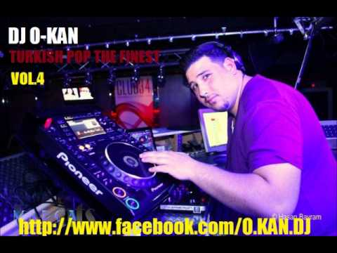 Dj O-kan - Turkish Pop The Finest Vol.4 video