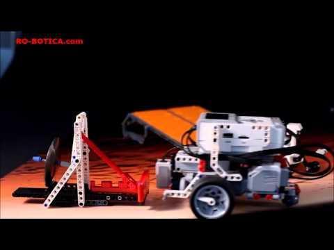 EV3 Espacial (Space) Reto Con LEGO MINDSTORMS EV3 En RO-BOTICA