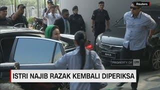 Istri Najib Razak Kembali Diperiksa II CNN ID Update