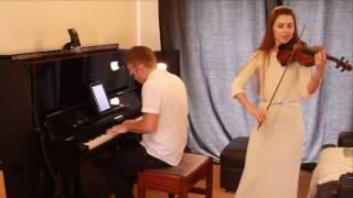 Thinking Out Loud Ed Sheeran Violin And Piano