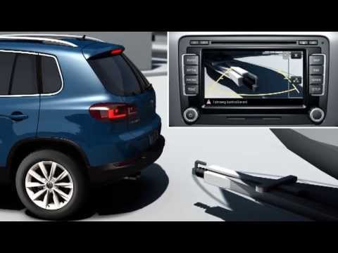 NEW 2014 VW Tiguan: Technical Specifications