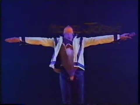 Michael Jackson -thriller Live Buenos Aires - Dangerous World Tour 1993 (full Performance) video