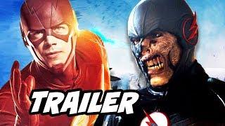 The Flash Season 4 Promo Arrow Season 6 Reel DCTV 2017 Breakdown