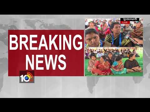 ఇలాంటి దీక్ష ఎక్కడ చూసి ఉండరు.. | Meerpet Peoples Strike Stop Three Sewage Sewers | 10TV