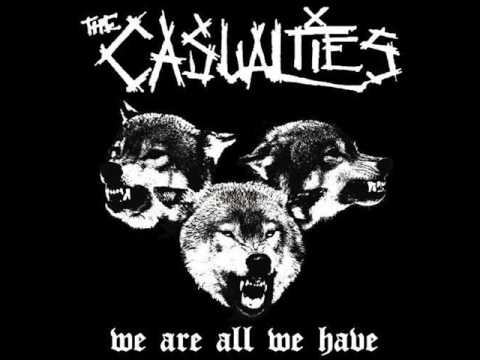 Casualties - Lonely On The Streets - Jersey City