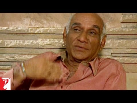 Yash Chopra In Conversation With Karan Johar - Part 2 - Mashaal