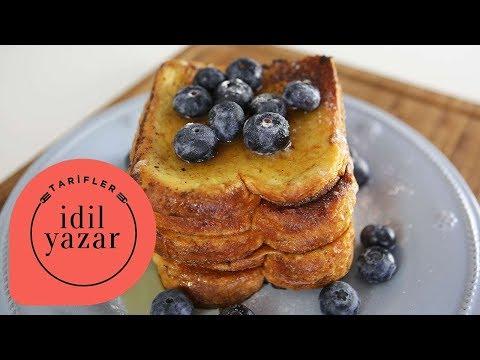 Fransız Tostu Nasıl Yapılır ? - İdil Tatari - Yemek Tarifleri
