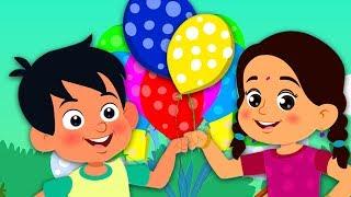 Gubbare Wala | Hindi Poems For Kids | गुब्बारे वाला | Kids Tv India