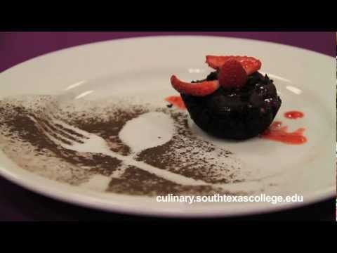 Culinary arts pastry