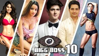 Bigg Boss 10 Contestants CONFIRMED List by Salman Khan