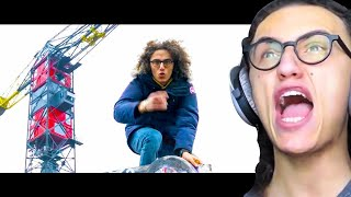 REACTING TO KWEBBELKOP DISS TRACK REACTIONS!