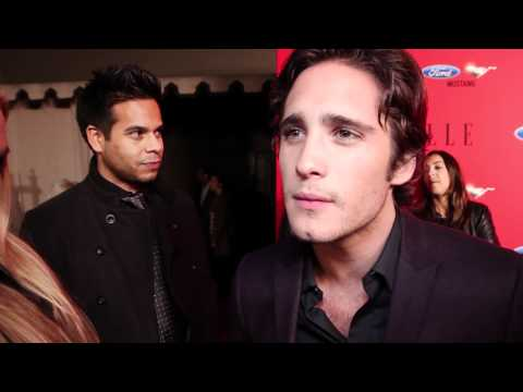 Diego Boneta Talks Tom Cruise and Being a Heartthrob!