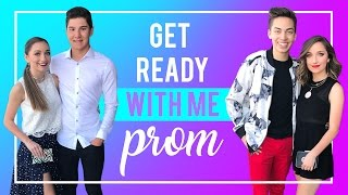 """Get Ready With Me"" PROM 2017 